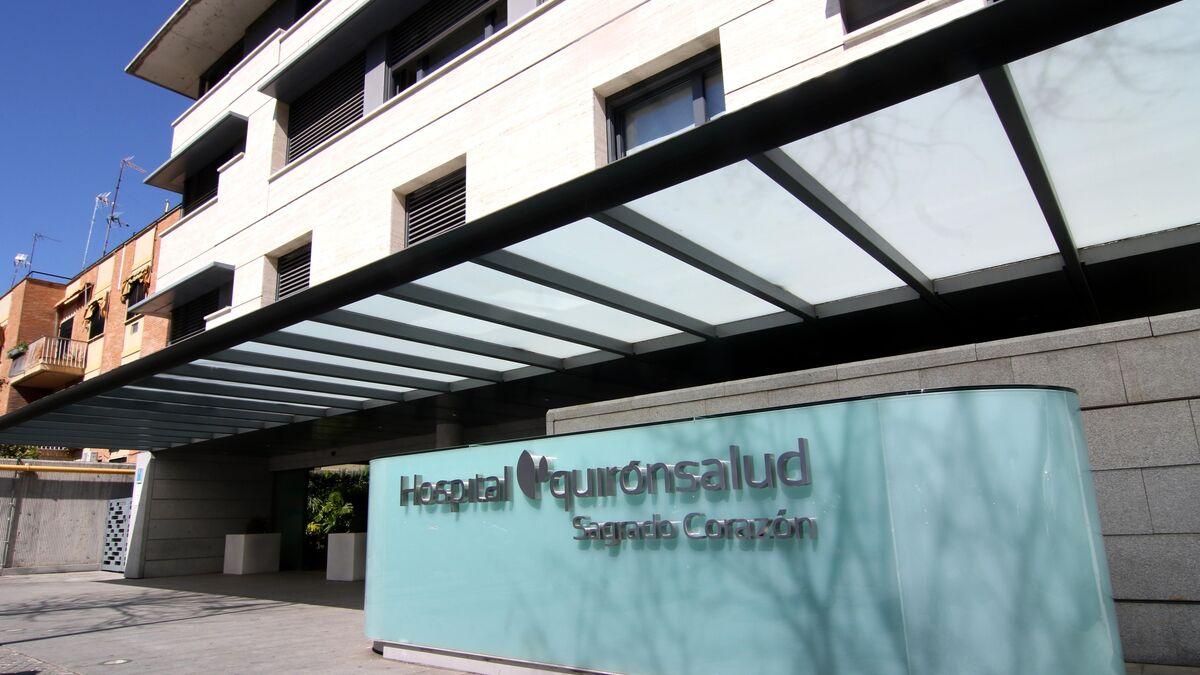 El Hospital Quirón Sagrado Corazón de Sevilla trata nódulos tiroideos sin cirugía